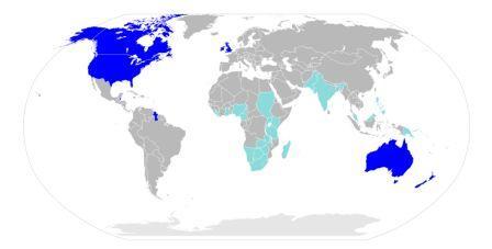 pourquoi la langue internationale est l'anglais